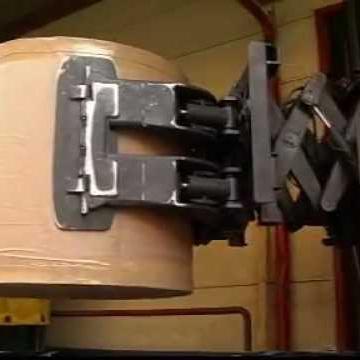 Cung cấp xe kẹp giấy, xoay 360 độ, đẩy cuộn giấy tròn về phía trước, tùy chọn chạy điện-dầu-gas. Bán giá rẻ, chất lượng, tính năng ưu việt, mới 100%