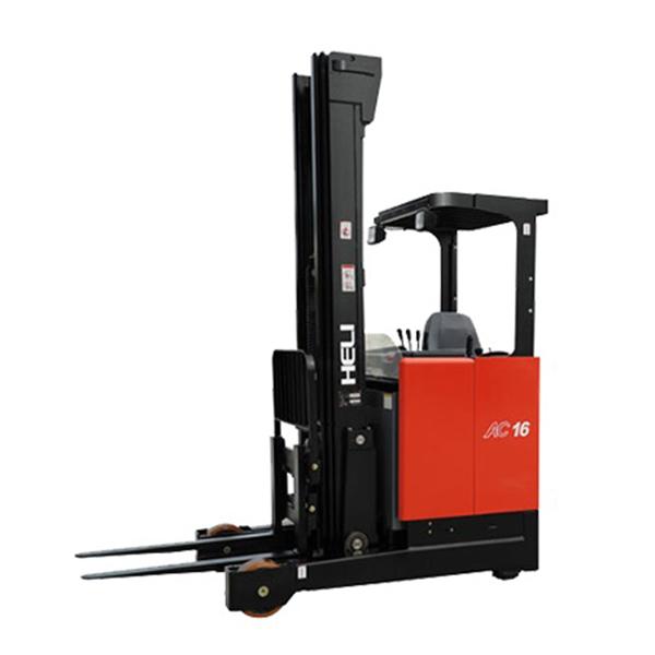 xe nâng điện reach truck Heli | Xe nâng điện đứng lái Heli CQD16-GA2S CQD20-GA2S
